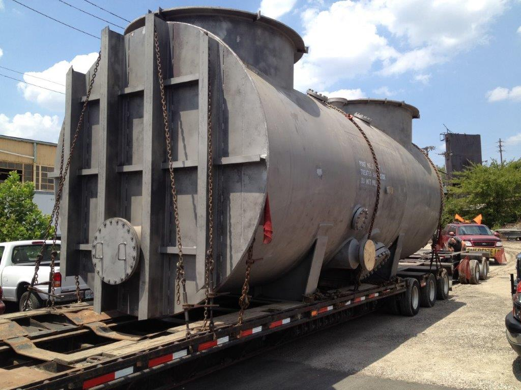 102 inch WH Boiler